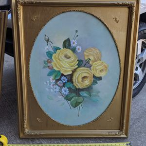 Flower Painting for Sale in Huntington Beach, CA
