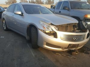 Infiniti G35 G37 G25 Q40 parting out for parts for Sale in Citrus Heights, CA