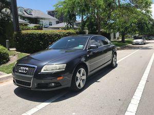 2008 Audi A6 like new for Sale in Miami, FL