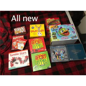 Brand new board games for Sale in Kennewick, WA