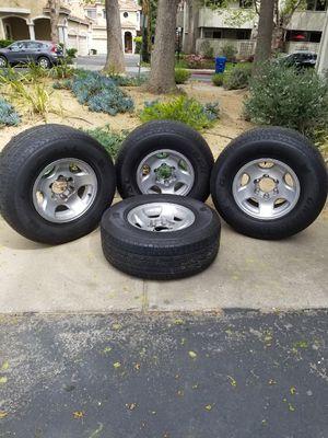 1996 Toyota Land Cruiser Wheels & Tires for Sale in Clovis, CA