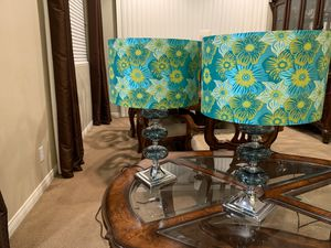 2 Lamps for Sale in Anaheim, CA