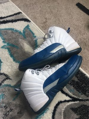 Air Jordan 12's French Blue Size 10 for Sale in Rolesville, NC