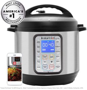 Brand New Instant Pot Smart WiFi 8-in-1 Electric Pressure Cooker, Slow Cooker, Rice Cooker, Steamer, Saute, Yogurt Maker, Cake Maker, and Warmer, 6 Q for Sale in Chicago, IL