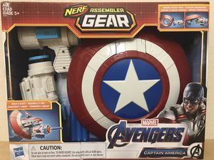 Nerf gun assembler gear for Sale in Rowlett, TX