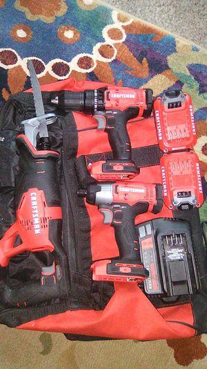Craftsman tool set for Sale in Wichita, KS