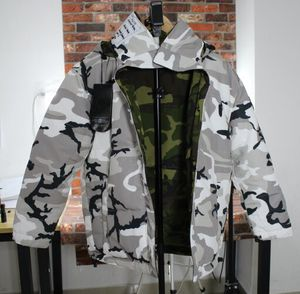 Canada Goose reversible vetemans jacket for Sale in New York, NY