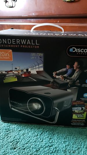 Discovery Expedition wonderwall projector. for Sale in Rensselaer, NY