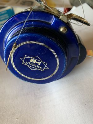 H1 Atica Vintage fishing reel Camping outdoor sports great condition for Sale in Galt, CA