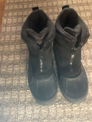Thermalite waterproof work boots size 9m for Sale in Tukwila, WA