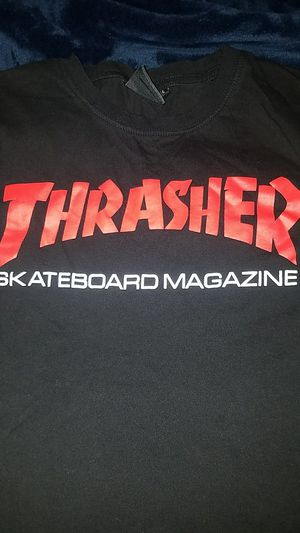 Thrasher Tee S size for Sale in US