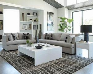 Grey fabric sofa ( Lola collection ) for Sale in Miami, FL