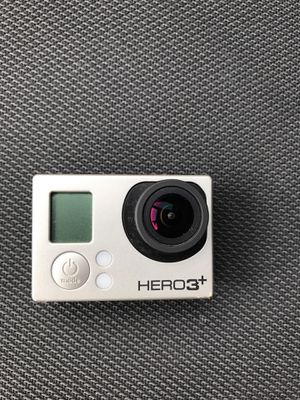 GoPro hero 3+ and accessories for Sale in San Antonio, TX