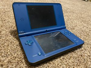 Nintendo DSi XL w/ Travel case and games for Sale in Waynesville, MO