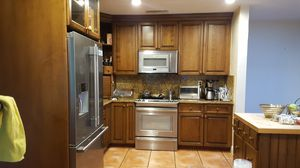 Wood Kitchen ,Island and Granite countertops for Sale in Miami, FL