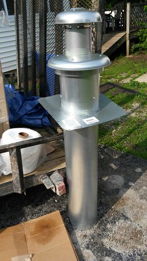 """Nordyne 35"""" To 63"""" Gas Chimney Flue/Roof Jack SAW3563-2A for Sale in Edgerton, MO"""