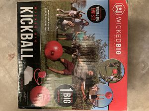 GIANT wicked big Kickball set- brand new never opened for Sale in Anaheim, CA