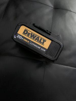 Dewalt battery 3.0ah for Sale in Richmond, CA