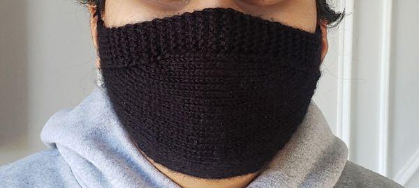 Handmade crochet face mask. Great gift 🎁 for Christmas 🎄
