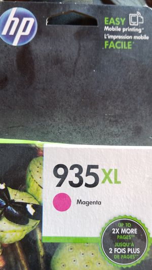 Hp 935xl ink for Sale in Rialto, CA