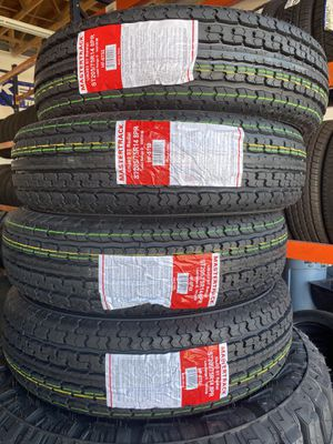 205/75/14 new trailer tires for Sale in Moreno Valley, CA
