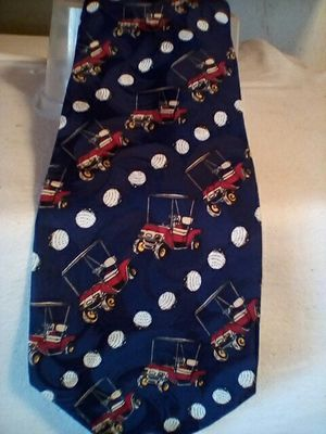 Barry Wells Golf Cart Tie for Sale in Fayetteville, AR