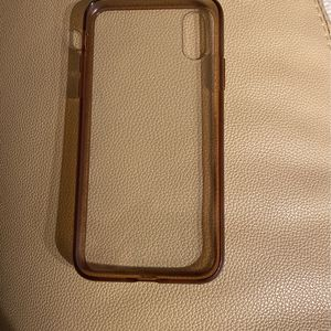 Free - iPhone XS Case - Steardy and Transparent for Sale in Arlington, VA