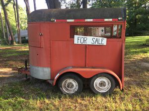 2 horse trailer for Sale in Marshall, TX