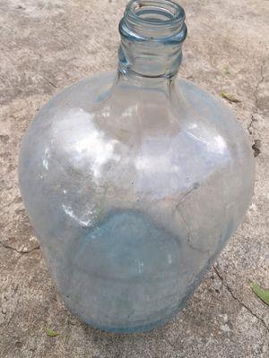 5 gallon glass jug / vase for Sale in Dallas, TX