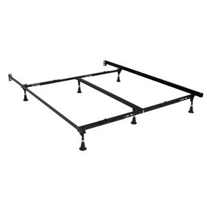 Queen/ king metal bed frame for Sale in Maryland Heights, MO