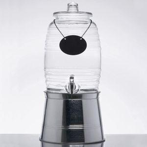 2.5 gallon Barrel glass beverage dispenser for Sale in Burien, WA