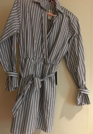 #Tunic, #Express, #Dress white and blue stripes, #Small for Sale in Los Angeles, CA