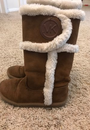 Girls Michael kors boots for Sale in Pittsburgh, PA