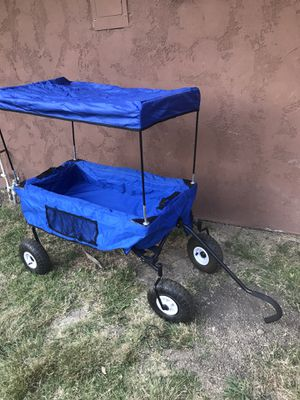 fold -it &go! portable wagon for Sale in Oceanside, CA
