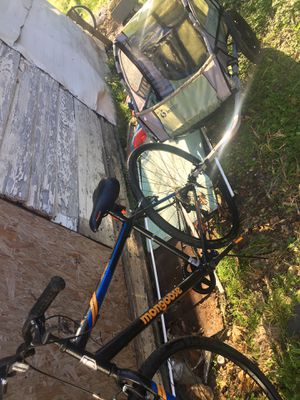 Mongoose Bike and Trailer for Sale in Fort Worth, TX