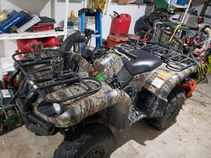 Yamaha Grizzy 660cc 4x4 2006 for Sale in Hollywood, FL