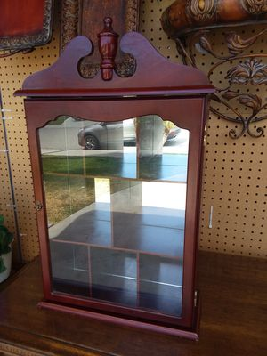 Wall display case for Sale in Wildomar, CA