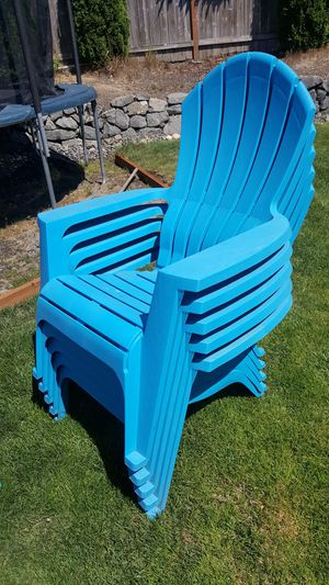 Adirondack chairs for Sale in Puyallup, WA