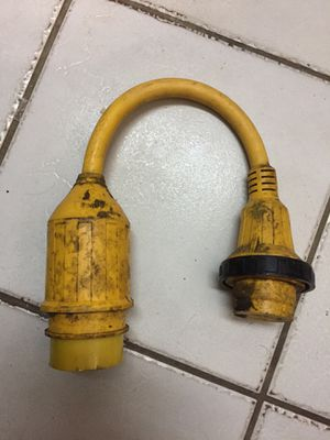 Adaptor Female Marine Dogbone 30 AMP -50 Amp for Sale in Coral Gables, FL