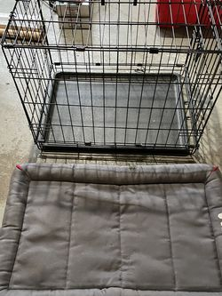 Small Dog Crate And Bed for Sale in Auburn,  WA