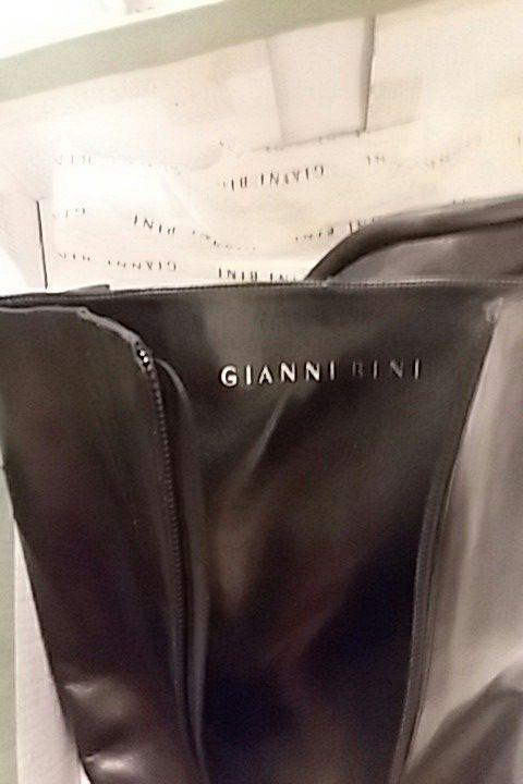 Gianni Bini knee high leather boots