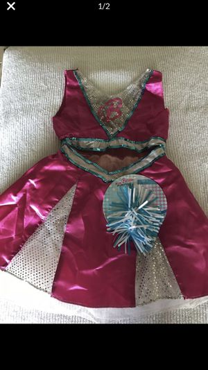 Barbie costume dress size 4/6x new for Sale in Babson Park, FL
