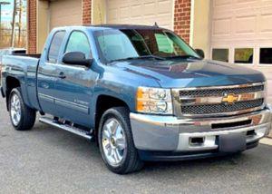 Chevrolet Silverado 2O12👑CLEAN TITLE👑 for Sale in Bar Harbor, ME