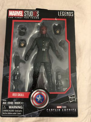 Redskull Marvel Studios Captain America for Sale in San Diego, CA