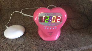 Loud alarm clock for Sale in Saint Petersburg, FL