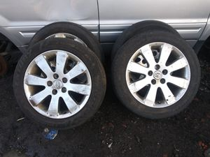 Rims and tires for Toyota Camry 2008 for Sale in Opa-locka, FL