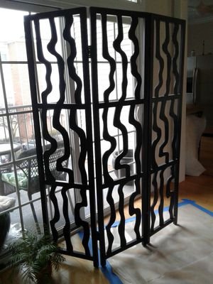 Abstract Art Partition / Separating Screen. for Sale in Rockville, MD