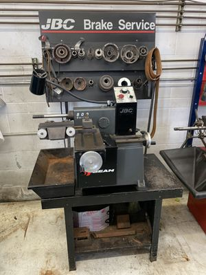 JBC brake lathe for Sale in Lakewood, WA