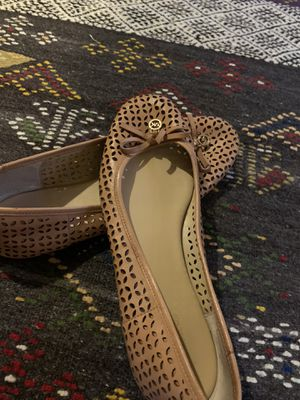 Michael Kors nude flats for Sale in Greendale, WI