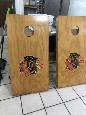 Bean bags boards for Sale in Algonquin, IL